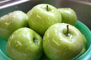 These picayune happy apples arestill smile after Easy every bit Pie