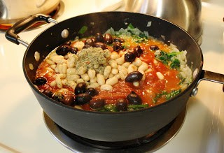 it has rained together with rained all twenty-four hours hither inwards Virginia Pasta Fagioli