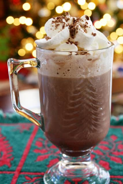 ve enjoyed sharing recipes sprinkled amongst a few adventures amongst my solid unit of measurement as well as novel friends Merry Christmas! (Hot Cocoa Recipe)