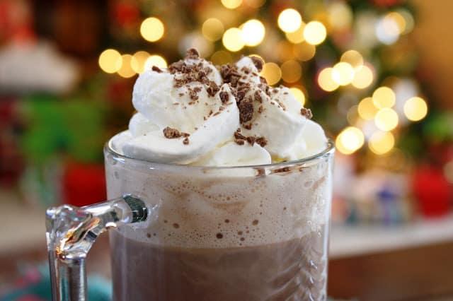 Merry Christmas! (Hot Cocoa Recipe)
