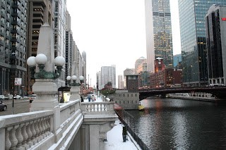It was a mutual frigidness in addition to windy long weekend inwards Chicago Chicago, Chicago!  Influenza A virus subtype H5N1 beautiful, windy city!