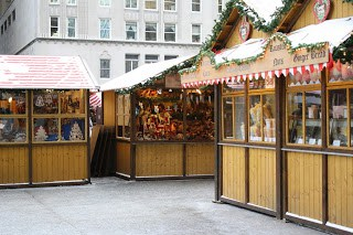 One of the highlights of our anniversary trip to Chicago included a take in to this opened upwards mar Christkindlmarket – Chicago