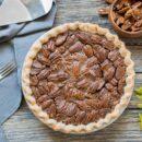 Chocolate Pecan Pie-3