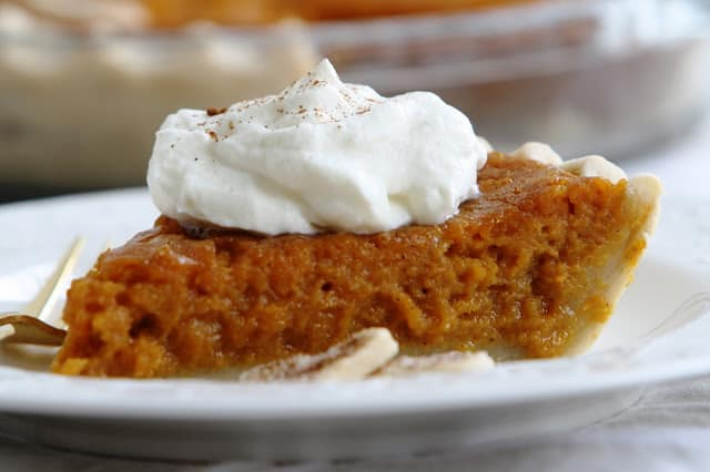 No. 5  –  Sweet Potato Pie