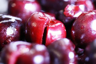 The months are speeding yesteryear precisely wintertime seems to endure hanging inwards in that place No. vi – Fresh Cherry Pie