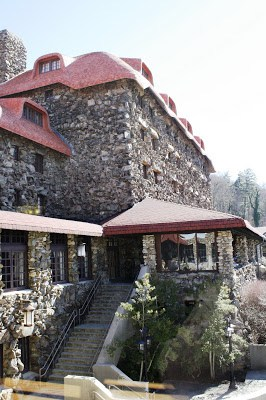 This is the concluding installment of photos from our trip to Asheville  The Grove Park Inn – Asheville NC