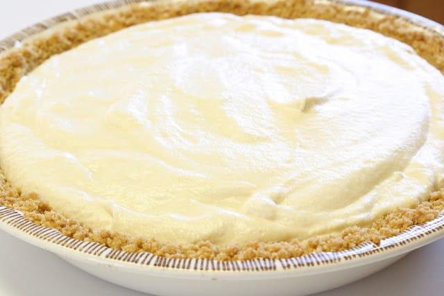 asked me if at that spot was around sort of pie subject going on  No. nine – Baileys Irish Gaelic Cream Pie