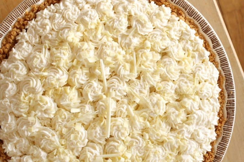No. 9 – Baileys Irish Cream Pie