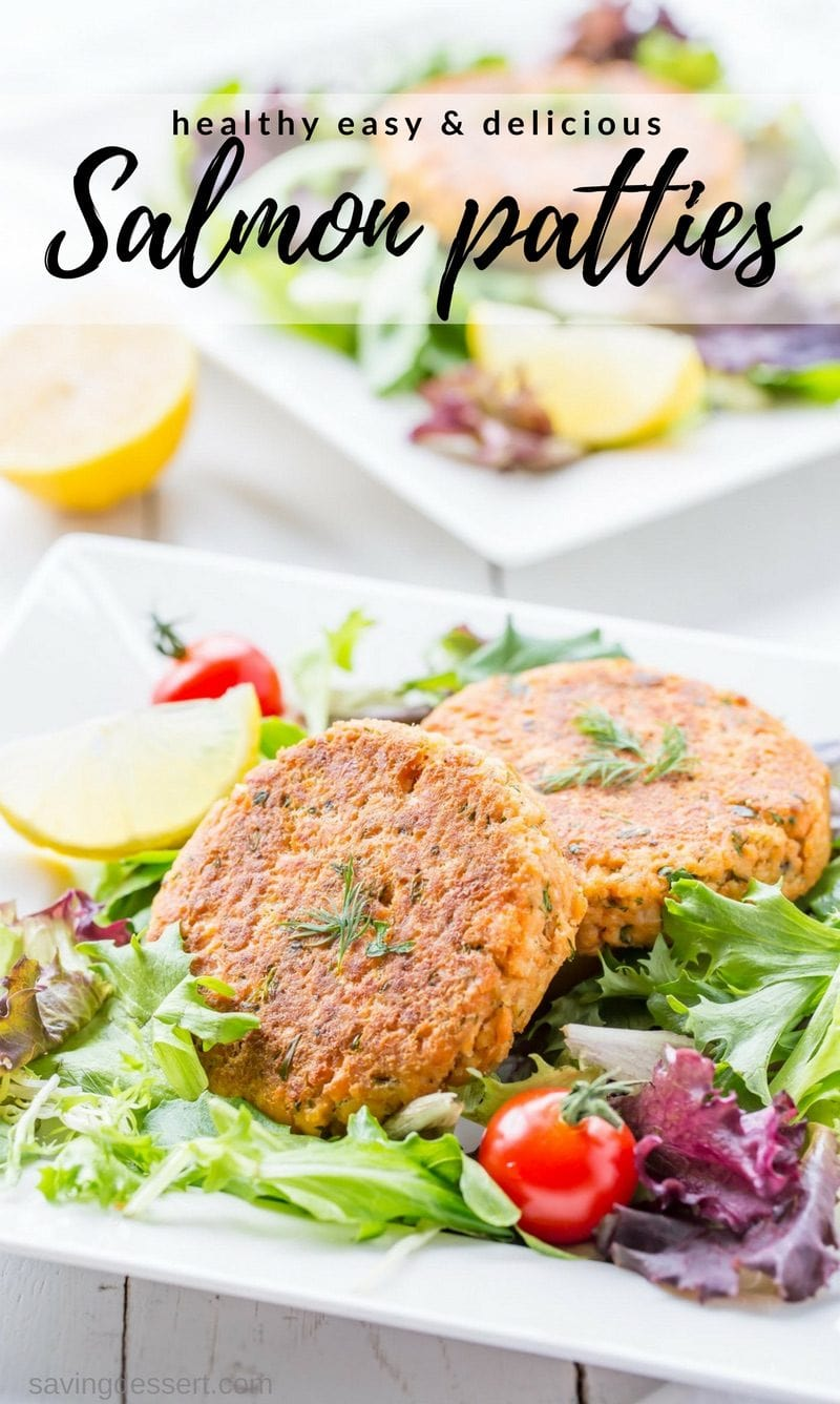 Salmon Patties are a terrific anytime repast loaded amongst flavor Salmon Patties