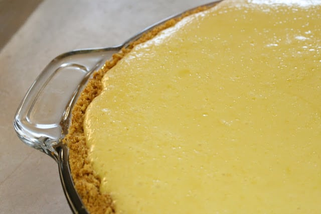 m starting to intend I missed out on a lot over the years No. xi – Lemon Icebox Pie