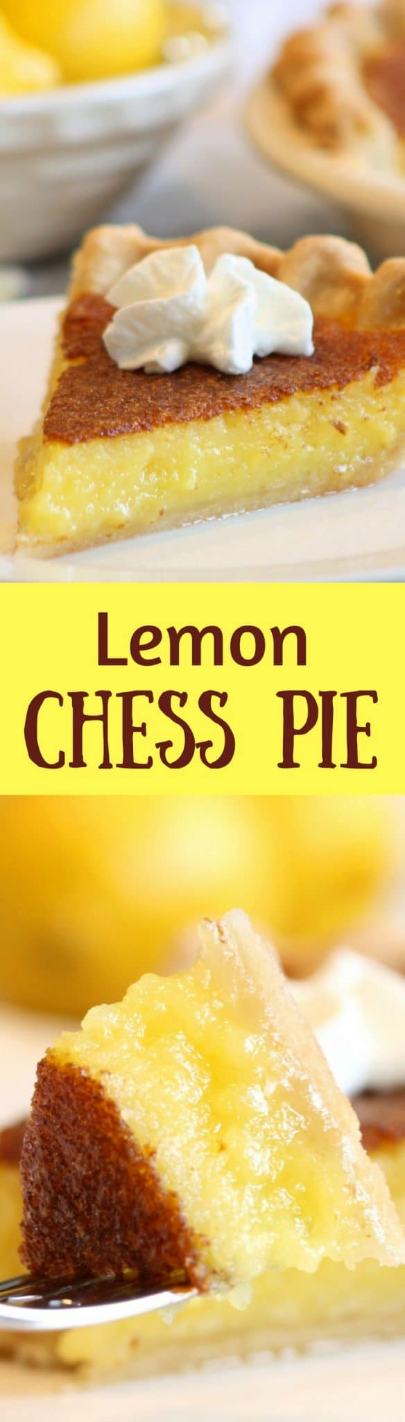 You never remove heed much almost Lemon Chess Pie but it rapidly made the transcend of our listing No. 10 – Lemon Chess Pie