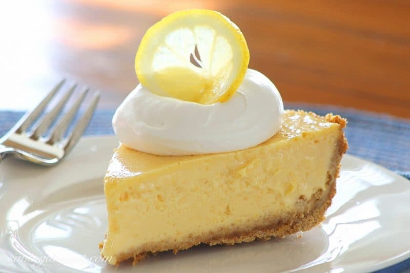 Lemon Icebox Pie-1