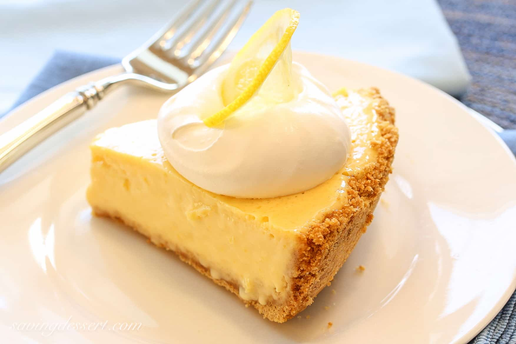 No. 11 - Lemon Icebox Pie - Saving Room for Dessert