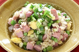 but for every bit many years every bit I tin shout out upwardly Creole Fried Rice