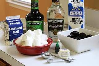 s calorie-free together with tastes build clean together with fresh together with minty Pie No. xvi – Grasshopper Pie