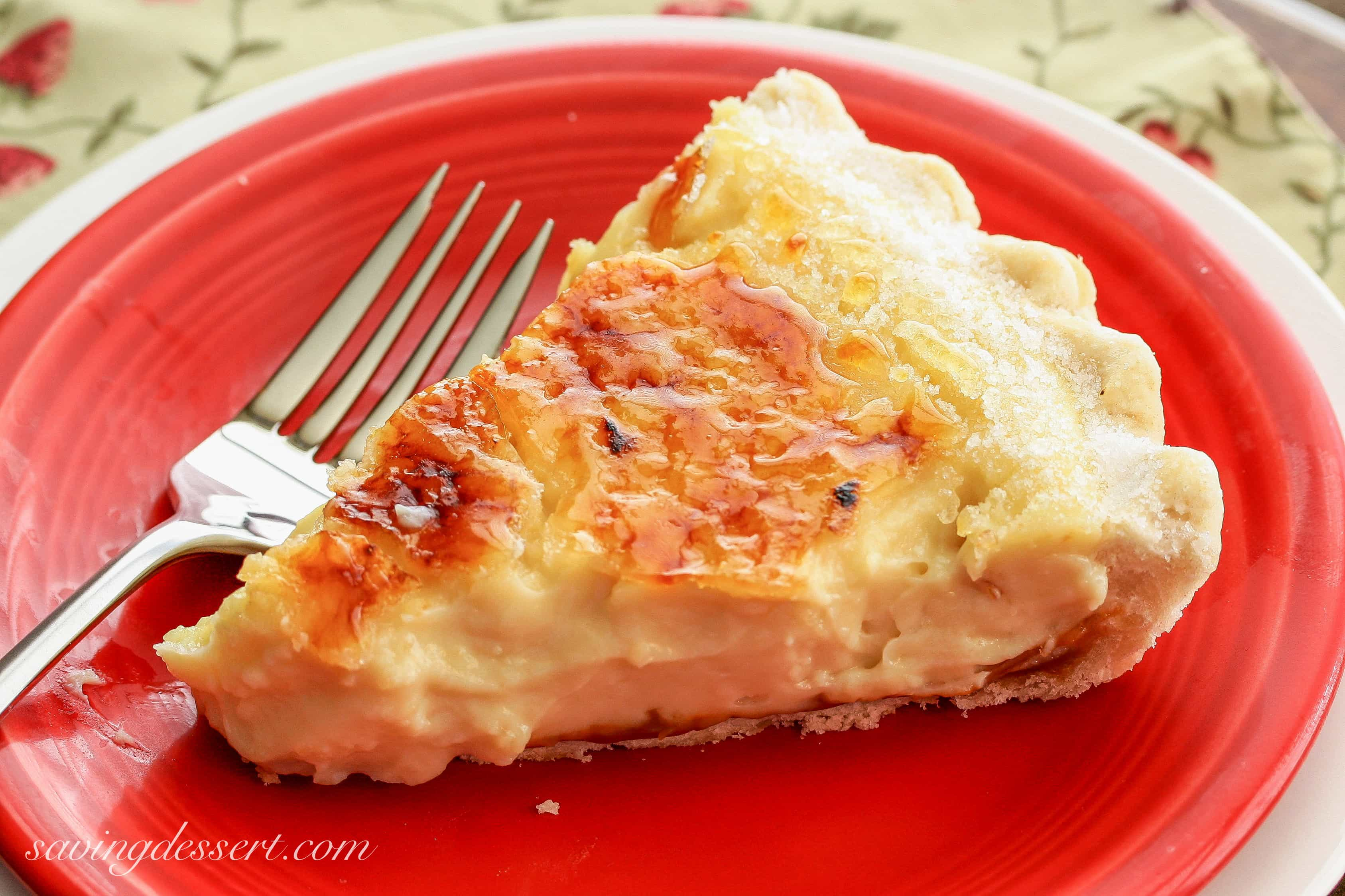 Pie No 22 Cr Me Brulee Pie Saving Room For Dessert