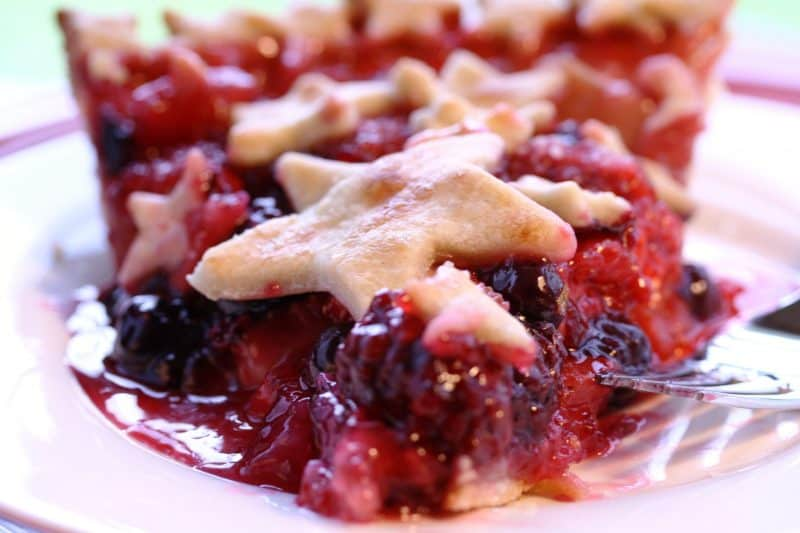 Pie No. 20 – Summer Berry Pie