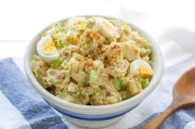 Traditional Creamy Potato Salad