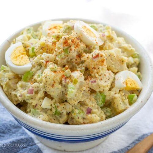 Potato Salad Recipe Creamy
