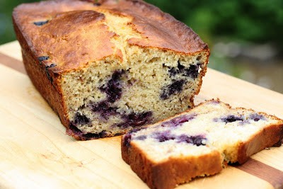 but I nonetheless read several of the start blogs I ever followed Blueberry Banana Bread