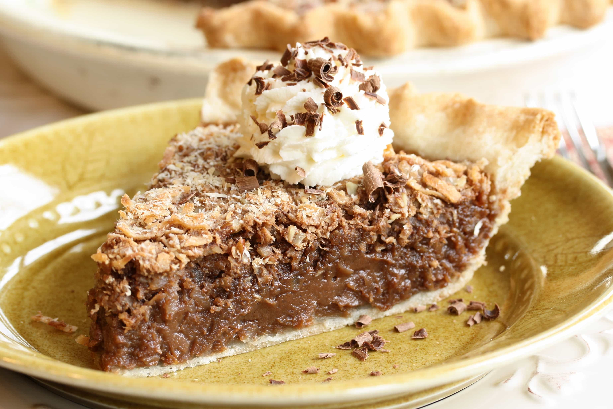 German Chocolate Cake Recipe Joy Of Baking: Saving Room For Dessert