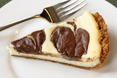 smoothen cream cheese alongside a footling tang as well as a rich chocolate ribbon No. 33 – Marbled Cream Cheese Pie