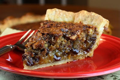No. 45 – Raisin & Maple Crunch Pie