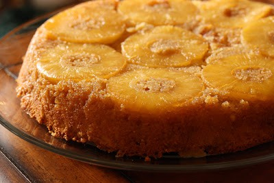 Pineapple Upside Down Cake – Gluten Free
