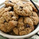 Razzle Dazzle Peanut Butter Oatmeal Cookis