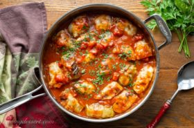 Classic Cabbage Rolls Recipe