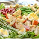Vegetable Nicoise Salad-4