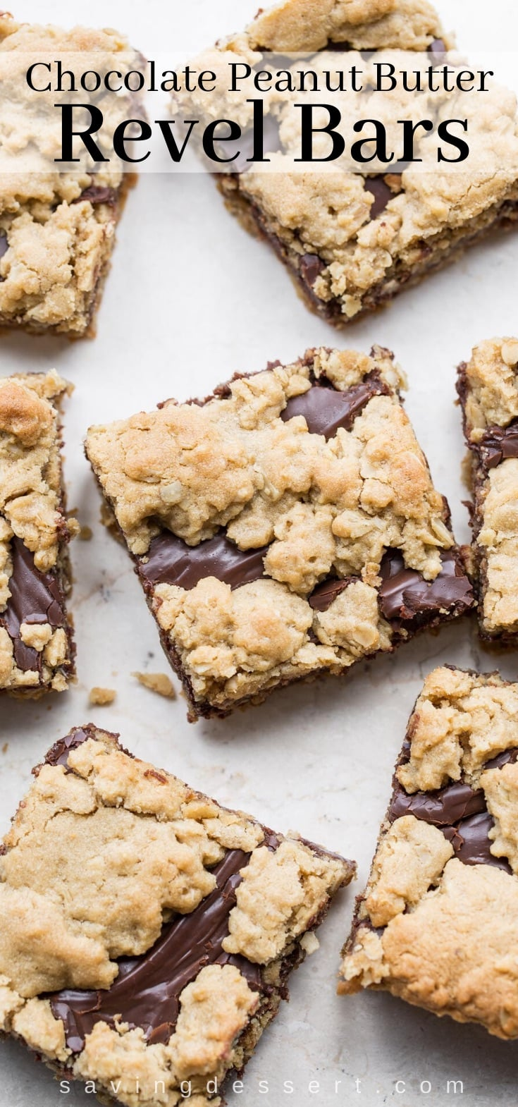 Revel Bars on a platter