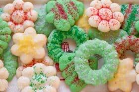 Spritz Cookies II-5