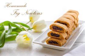 Homemade Fig Newtons