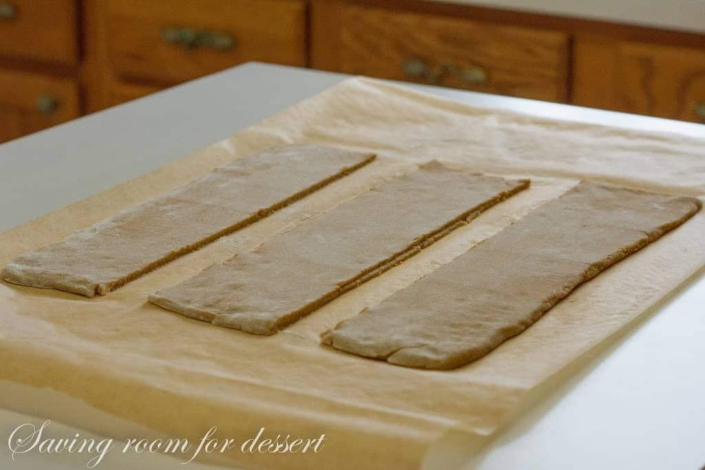 Homemade Fig Newtons | www.savingdessert.com