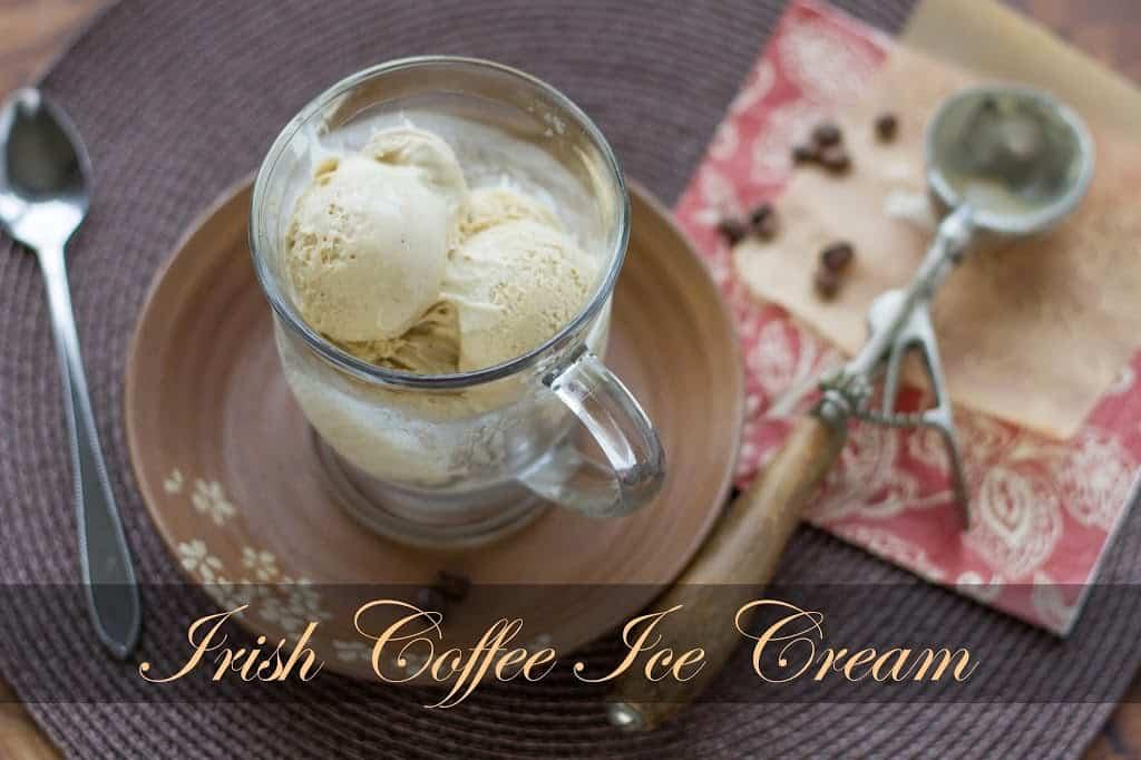 how to make irish coffee with cream
