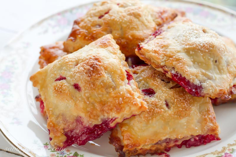Berry Hand Pies Saving Room For Dessert