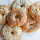 Homemade Bagels-6