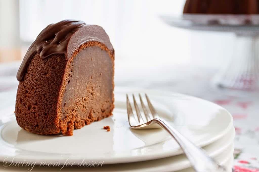 Chocolate Pound Cake - Saving Room for Dessert