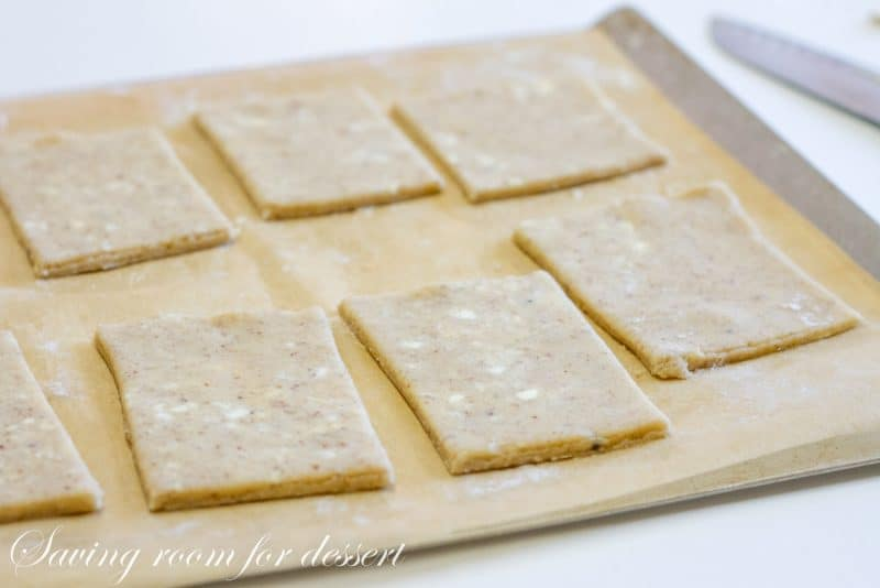Studded Berry Tarts amongst Vanilla Pastry Cream  Star-Studded Berry Tarts
