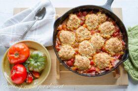 Tomato Cobbler – 'Garden to Table'