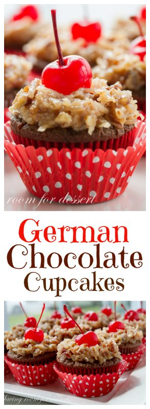 s Chocolate Cake did non originate inwards Federal Republic of Federal Republic of Germany High German Chocolate Cupcakes
