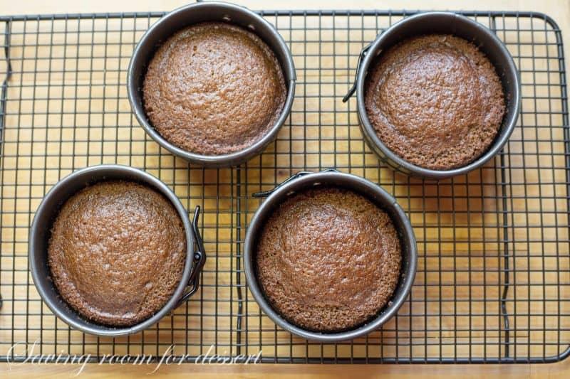 Applesauce Spice Cake-1