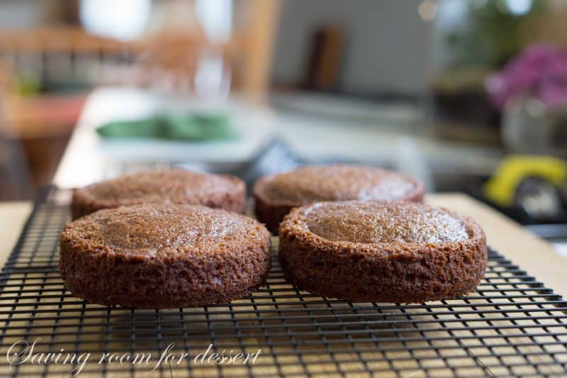 Stacked Applesauce Cake Recipe