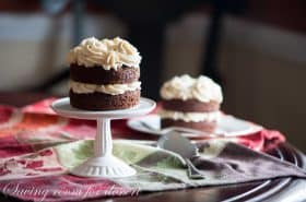 Applesauce Spice Cake-5