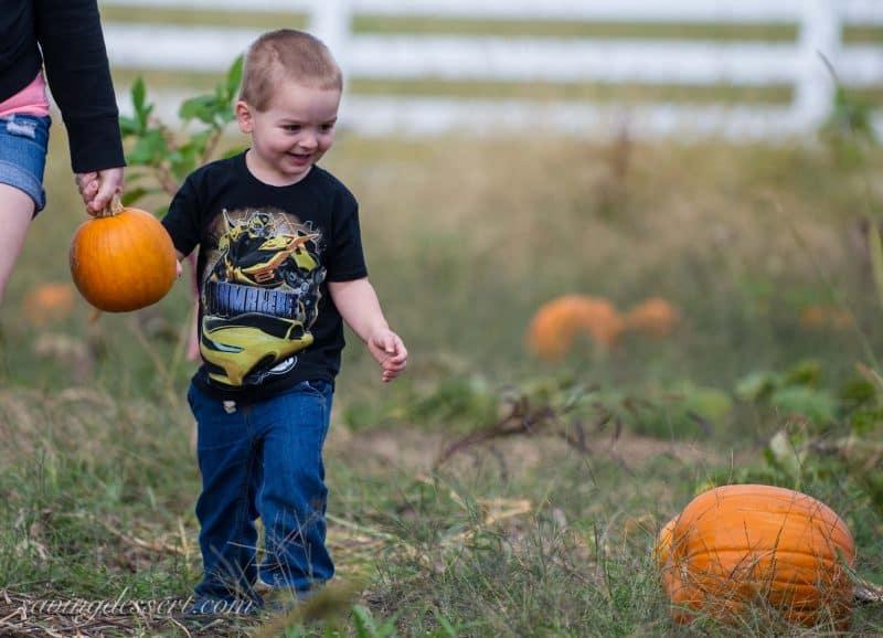 Isaac Pumpkin 2014-1