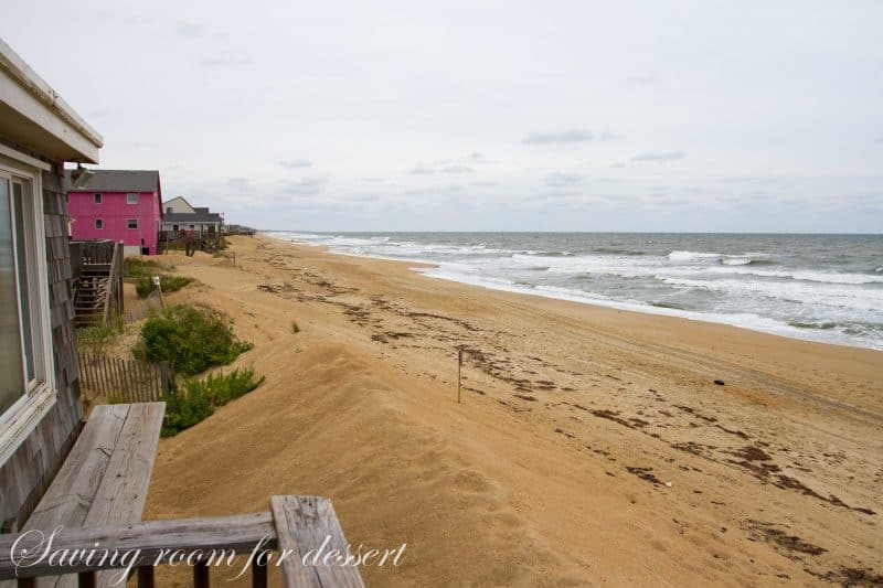 We spent a glorious calendar week on the Outer Banks alongside identify unit of measurement nosotros don Southern Shores, NC – The Outer Banks