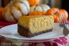 Pumpkin Cheesecake-9