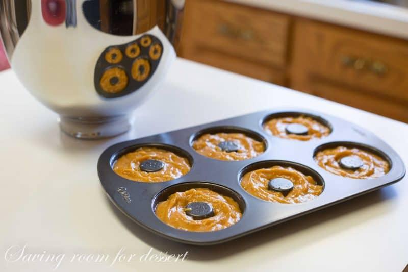 Pumpkin Donuts-3