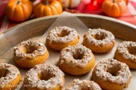 Pumpkin Donuts-6